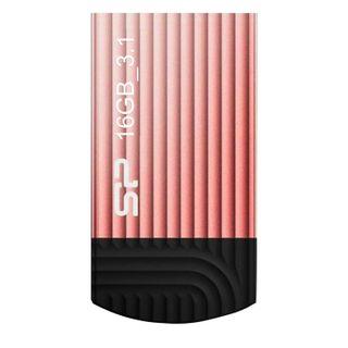 SILICON POWER / Flash drive 16 GB, Jewel J20 USB 3.1, metal case, pink