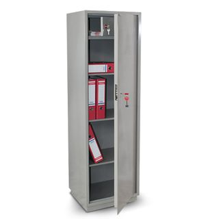 Cabinet metal for documents KBS-031T, 1550 x470 x390 mm, 48 kg, welded