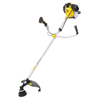 Trimmer petrol Huter GGT-1500T, 1.5 kW power, bicycle handle, fishing line/knife