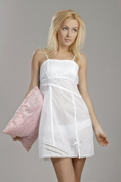 "Chemise nightwear women's ""Sweet fantasy"" mini"