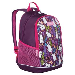 GRIZZLY backpack school, anatomical backrest,
