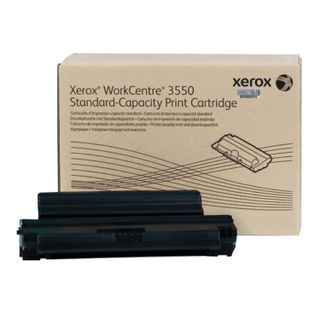 XEROX Toner Cartridge (106R01529) WorkCentre 3550 Genuine 5000 pages