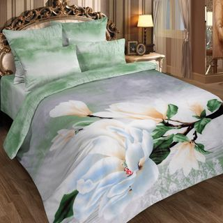 Satin bed linen 3D the eligius
