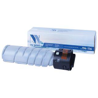 Toner cartridge laser NV PRINT (NV-TN-116) for KONICA Minolta 164/165/185, yield 9000 pages