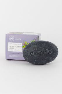 "Natural soap ""Coal-detox"" SIBERINA"