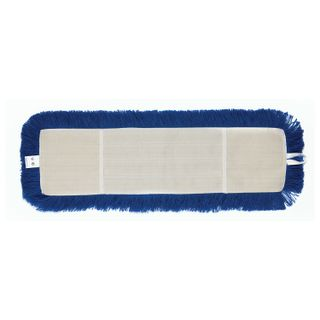 LIMA Expert / MOP attachment flat 80 cm for mop-frames, pockets, DRY CLEANING, acrylic