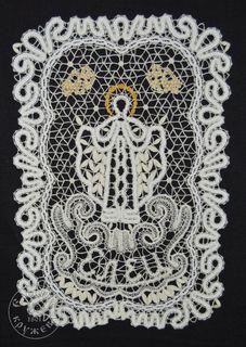 "Panels decorative lace ""Yelets mother of God"""