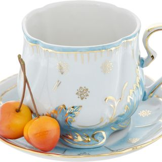 A couple of tea Kuznetsovskaya, Opal