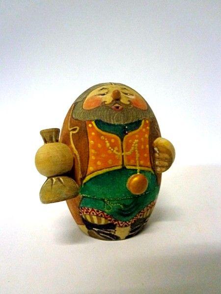 "Tver souvenirs / ""Merchant"" box"