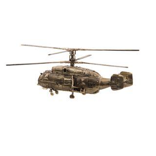 Model Ka-32 helicopter 1:100