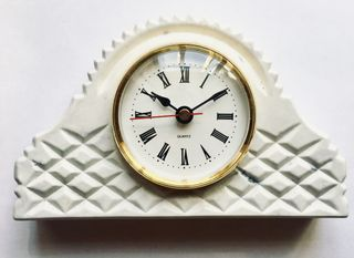 Arbet Marble / Mantel table clock Tuscany-vintage from Arbet marble