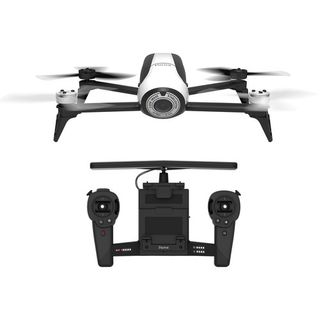 Parrot BeBop 2 Drone with Skycontroller (White)