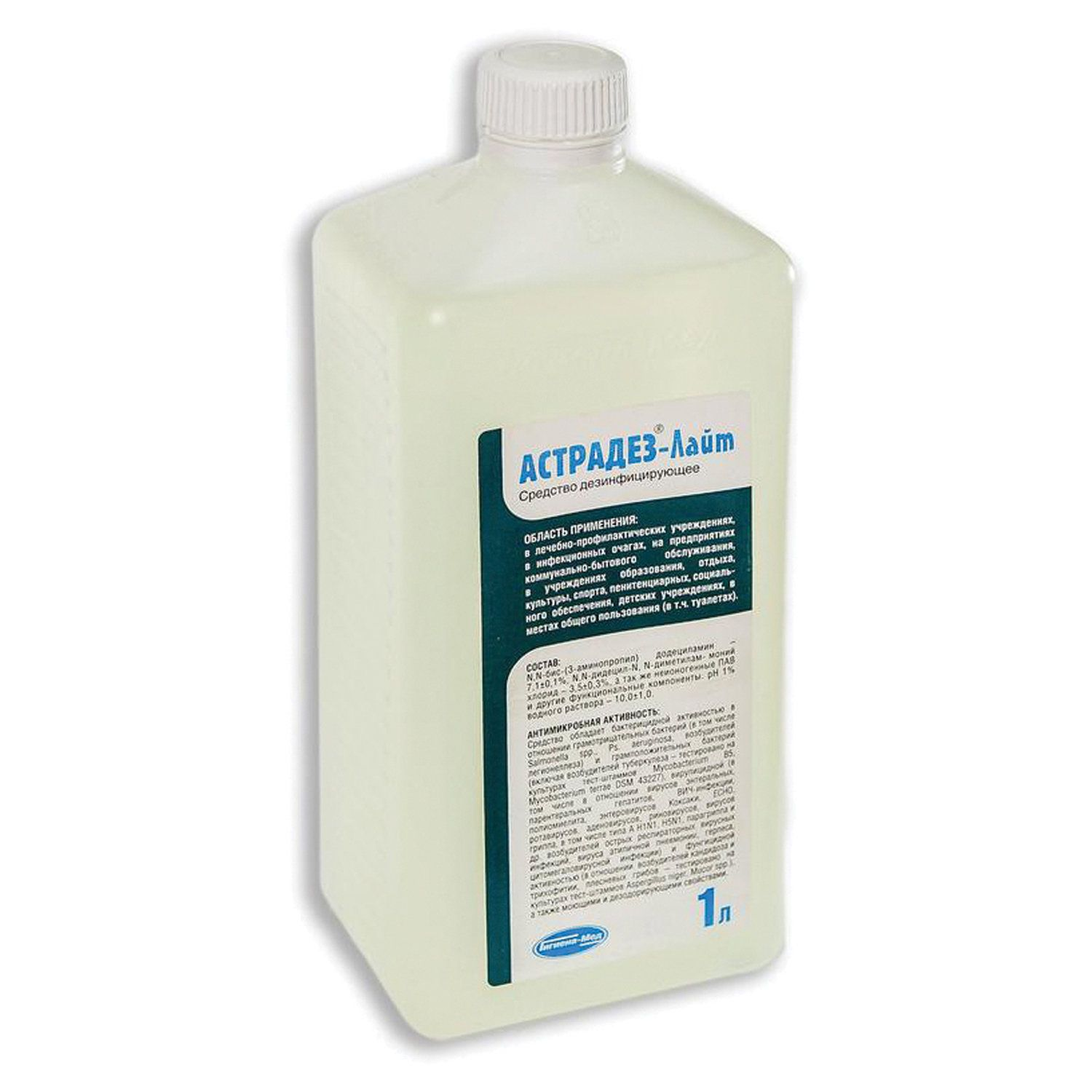 BRILLIANT / ASTRADEZ LIGHT disinfectant 1 l, concentrate