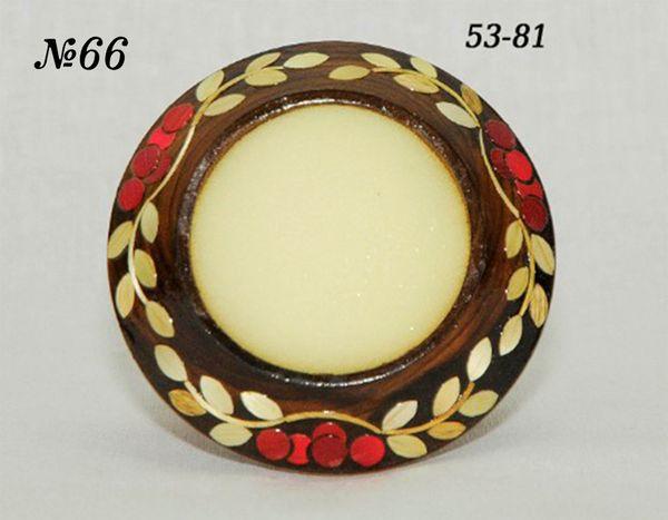 Vyatka souvenir / Inlaid pin cushion