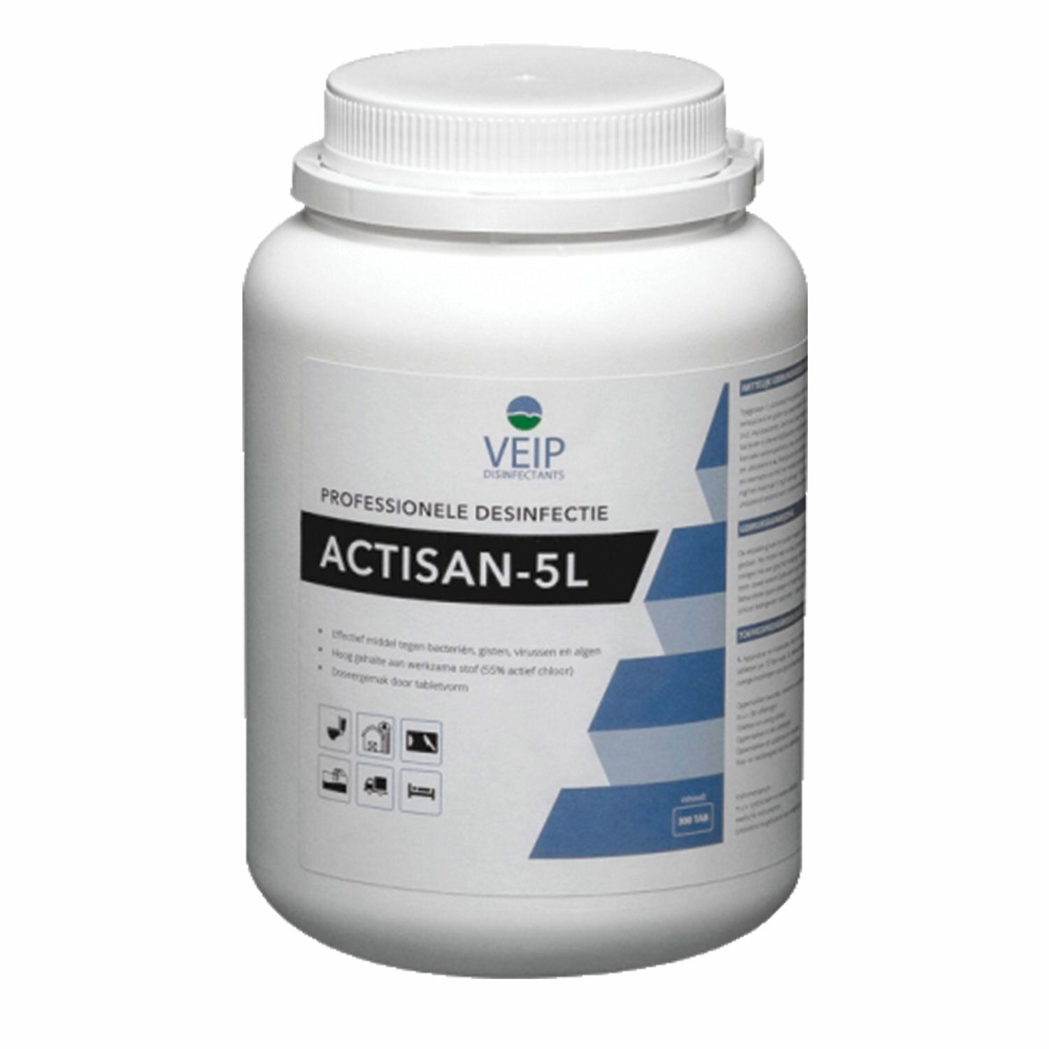 AKTIZAN / Disinfectant 800 g, tablets 300 pcs.