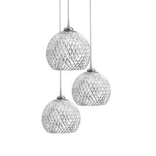 "Lamp ""Manhattan-3"" 185/185/220 mm"