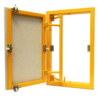 Wall hatch for tiles, unregulated 300x300mm
