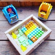 Set of children's soap 'LEGO'