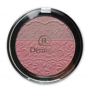 Two-color blusher No. 3 , Dermacol Duo blusher