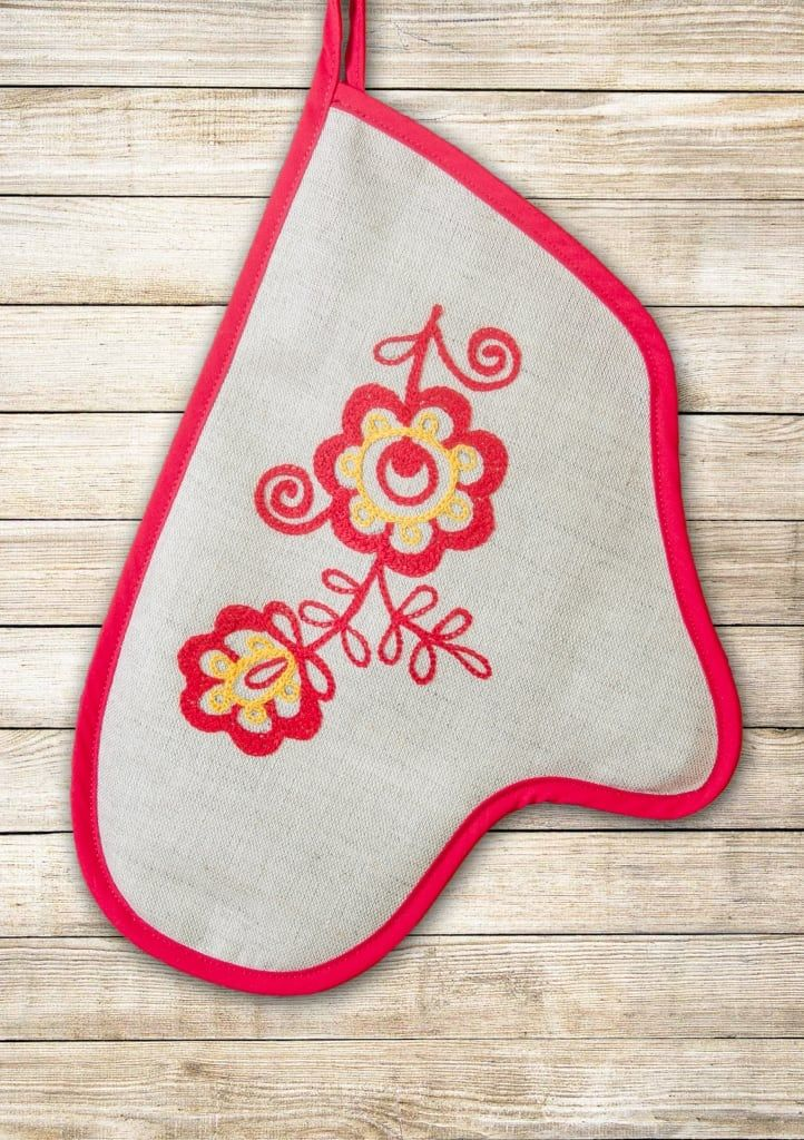 "Potholder ""Summer"""