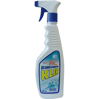 Bathroom cleaner CLER 500ml spray