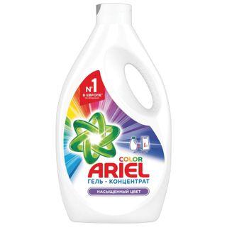 Detergent liquid ARIEL automatic machine (Ariel) Color gel concentrate 2.6 l