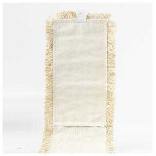 LIMA Expert / MOP attachment flat 60 cm for a mop-frame, pockets, sewn-on cotton