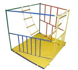 Rope ladder 9 steps