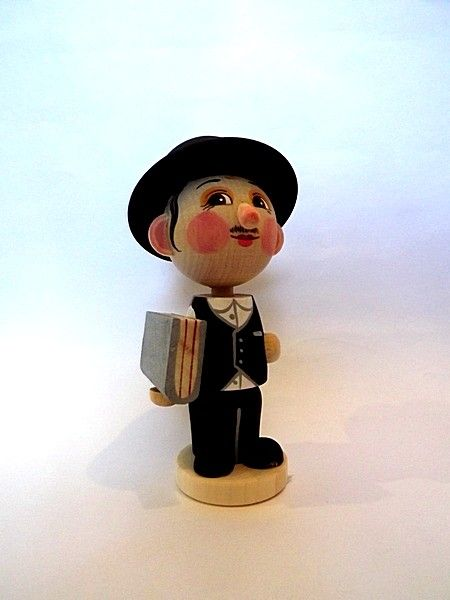 Tver souvenirs / Izya doll