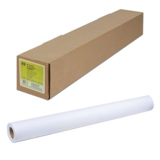 Roll for plotter, 914 mm x 45 m x bushing 50.8 mm, 90 g/m2 CIE whiteness of 145%, HP C6020B Coated
