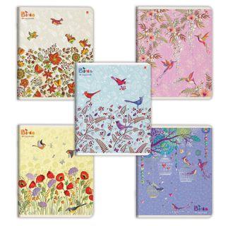 Notebook A5, 48 sheets, ALT, staple, cage, foil, congrev, hybrid varnish,