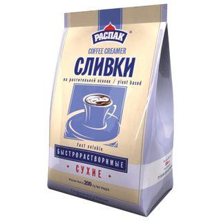 RASPAK / Instant dry cream, package 200 g (80-85 servings)