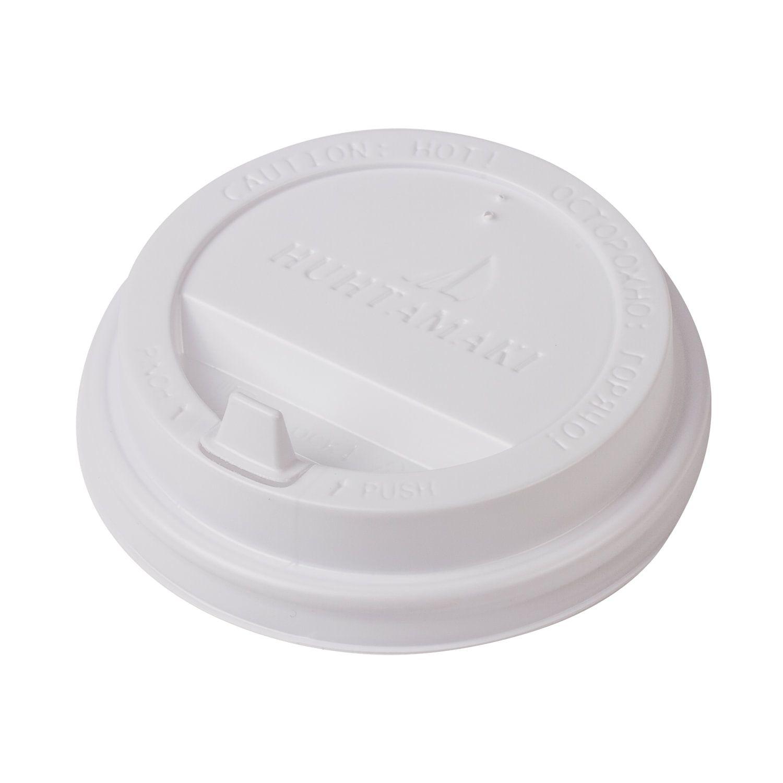 HUHTAMAKI / Disposable cover for glass (diameter d-90), PS SP16, DW12, SET 100 pcs.
