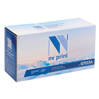 HP LaserJet 2014/2015 Toner Cartridge NV PRINT (NV-Q7553A), yield 3000 pages