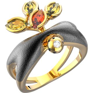 Gold Ring - Alilu Collection