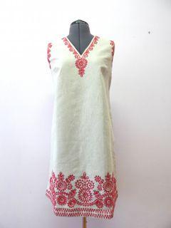 Karelian dress short patterns