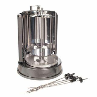 Electric KITFORT KT-1404, 1400 W, 7 skewers, steel