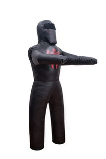 Professional mannequins for wrestling and mixed martial arts