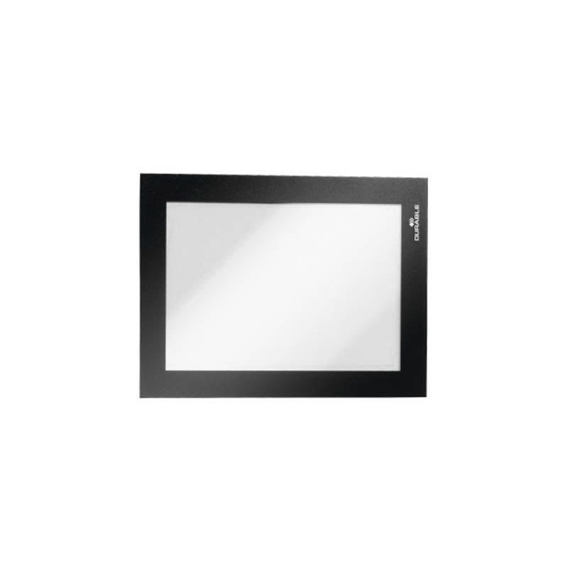 Durable / Information frame Duraframe Magnetic, A6 Black
