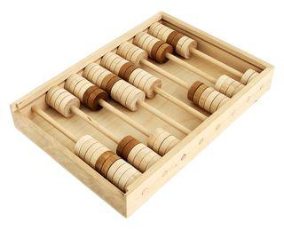 Abacus kids wooden Pelsi