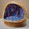 """Basket """"Semi-closed"""" №2, №3, №4. ART 374, 375, 376"""