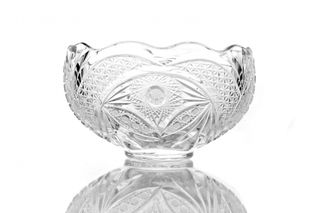 "Crystal salad bowl ""Fars"""