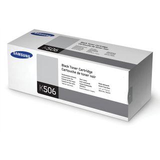 Laser cartridge SAMSUNG (CLT-K506S) CLP-680 / CLX-6260, original, black, yield 2000 pages.