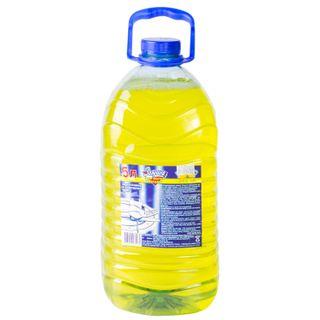 5 litres dishwasher, CINDERELLA Lemon, PET