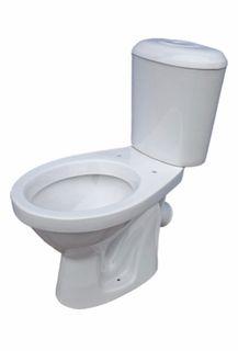 Toilet bowl compact