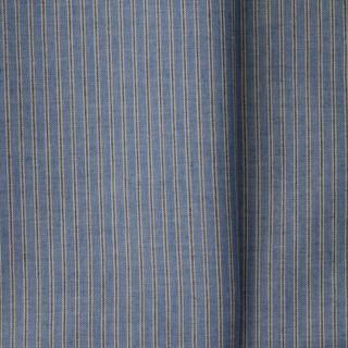 Fabric pocket in black-and-white striped width of 160 cm Onegin