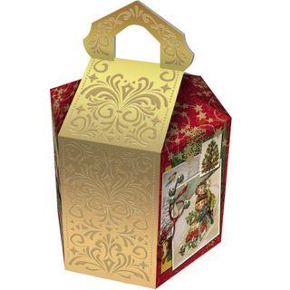 Vintage packaging has a capacity of 900g.