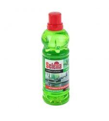 Selena for washing floors anti-bacterial Sea freshness 1 liter.