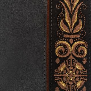 "Passport cover leather handmade ""Astrid"""