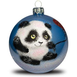 Christmas ball Panda